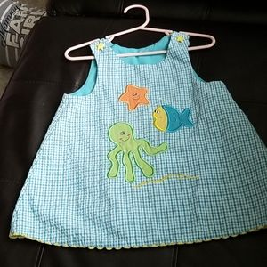 Sea Friends dress